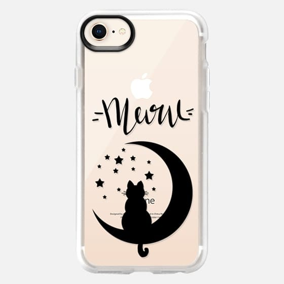 The Cat and the Moon n.1 - Snap Case
