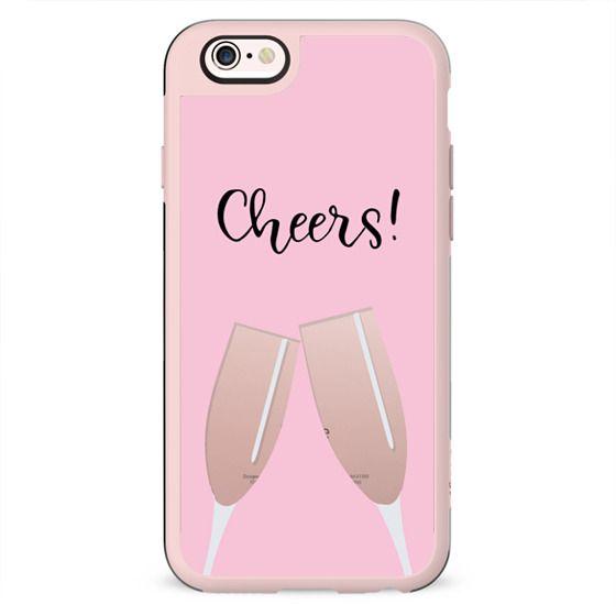 Cheers n.1 in pink