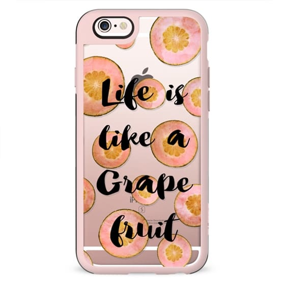 Life is like a Grapefruit n.1