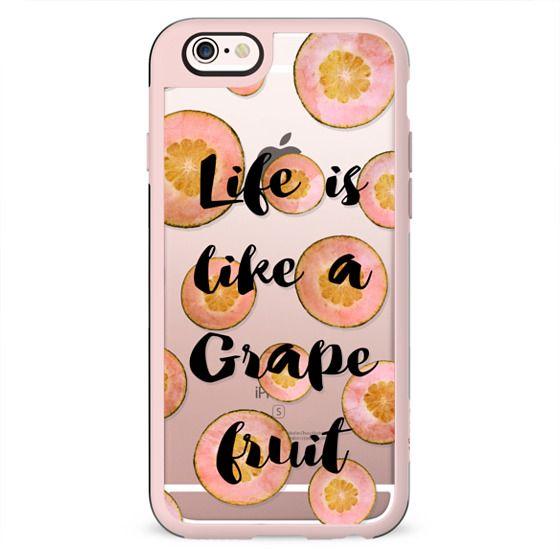Life is like a Grapefruit n.1