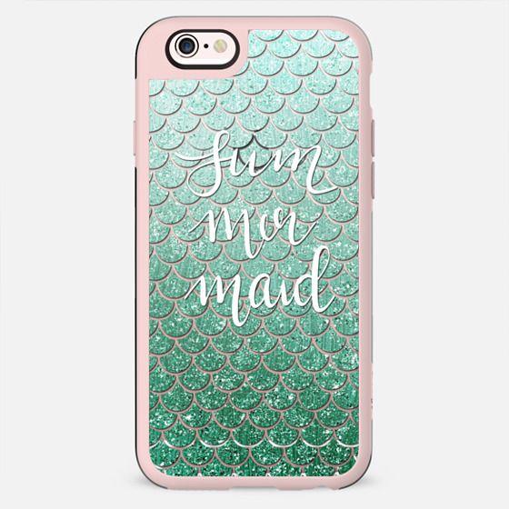 Summer Mermaid n.1 in white - New Standard Case