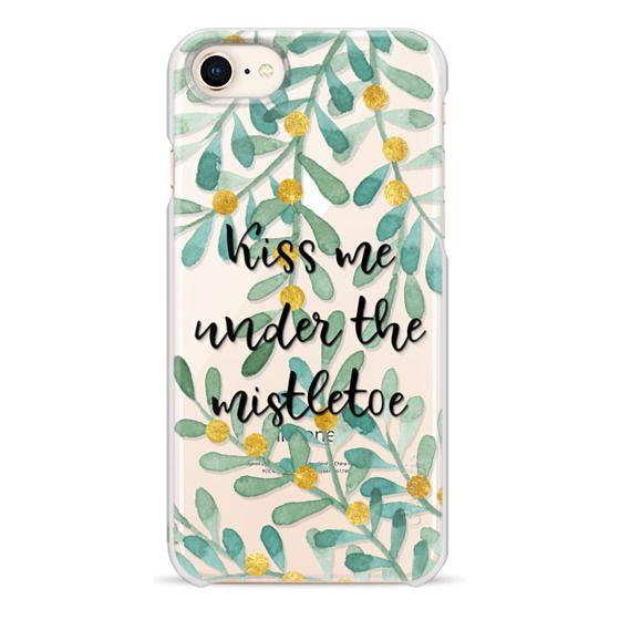 iPhone 6s Cases - Kiss me under the mistletoe n.2