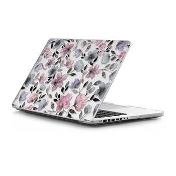 MacBook Pro 13-inch  - Floral watercolor pattern n.1