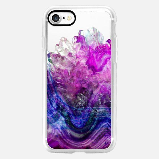 Purple Amethyst Marble -