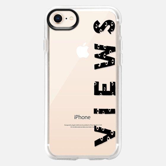 Side Views Drake Eyes - Snap Case