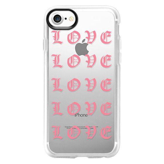 iPhone 7 Cases - I FEEL LIKE LOVE