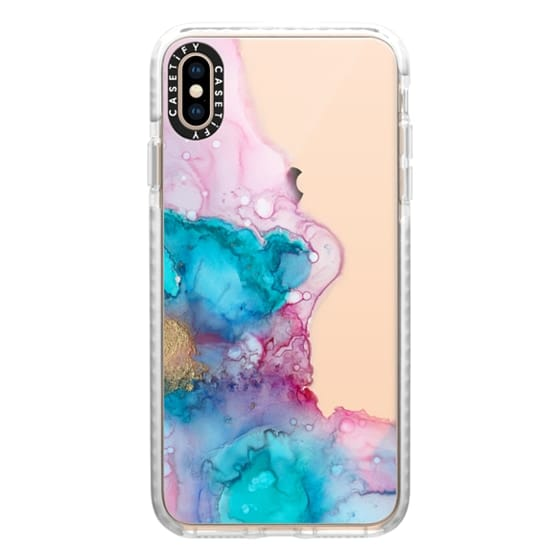 iPhone XS Max Cases - Turquoise Shores