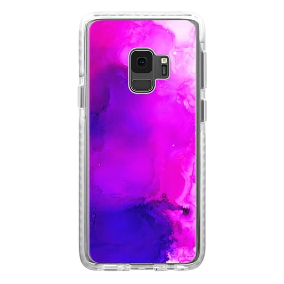 Samsung Galaxy S9 Cases - Vibrant Waves