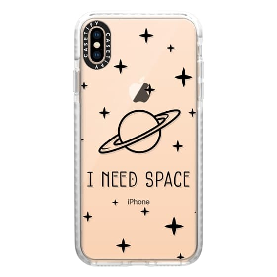 iPhone XS Max Cases - I Need Space