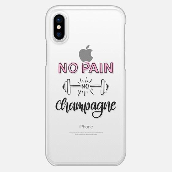 No Pain No Champange