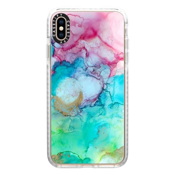 iPhone XS Max Cases - Mermaid Water