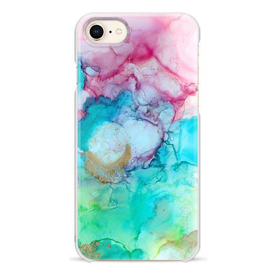 iPhone 8 Cases - Mermaid Water