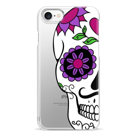 iPhone 7 Cases - Boyfriend Sugar Skull