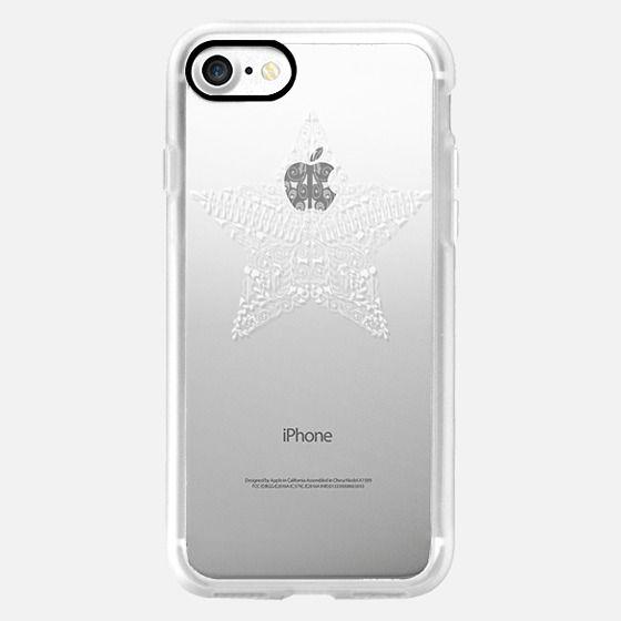 Star Design White