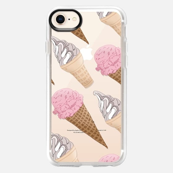 Summer Ice Cream - Snap Case