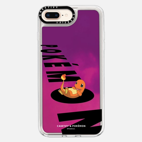 iPhone 7 Plus/7/6 Plus/6/5/5s/5c Case - Perspective - Day - Charmander