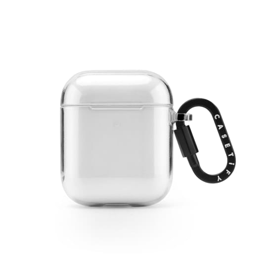 Airpod Case - Custom AirPods Case with Ring