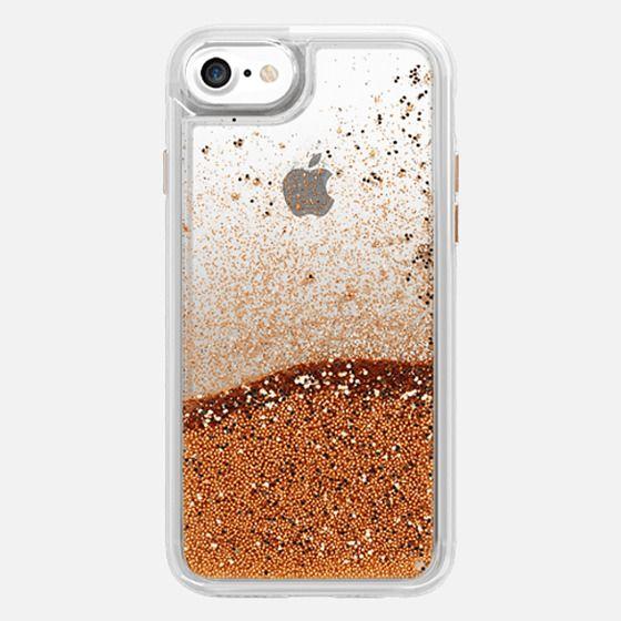 Casetify Say My Name Glitter Case - Glitter Case