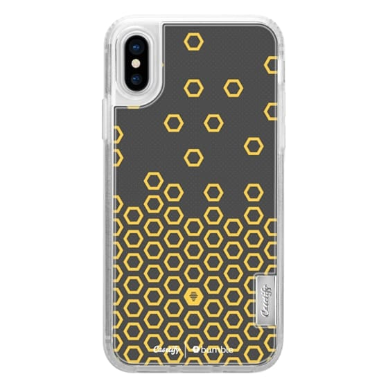iPhone X Cases - BUMBLE #2