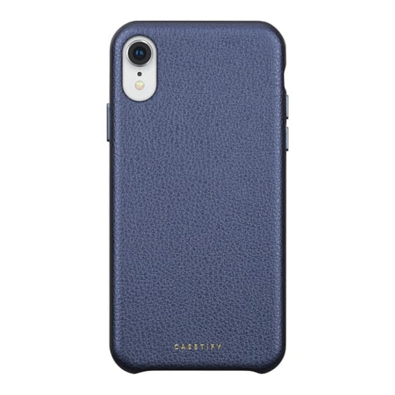 iPhone XR Cases - Leather Case