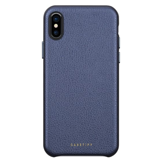 iPhone XS Cases - Leather Case