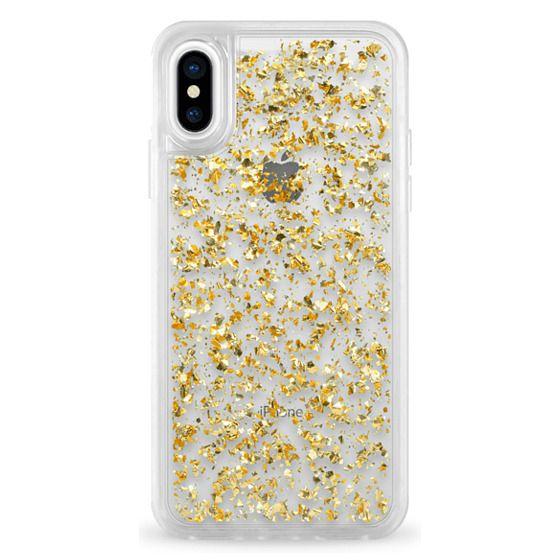 big sale 77b7c f42e8 Gold Karat iPhone X Case - 24 Karat Magic