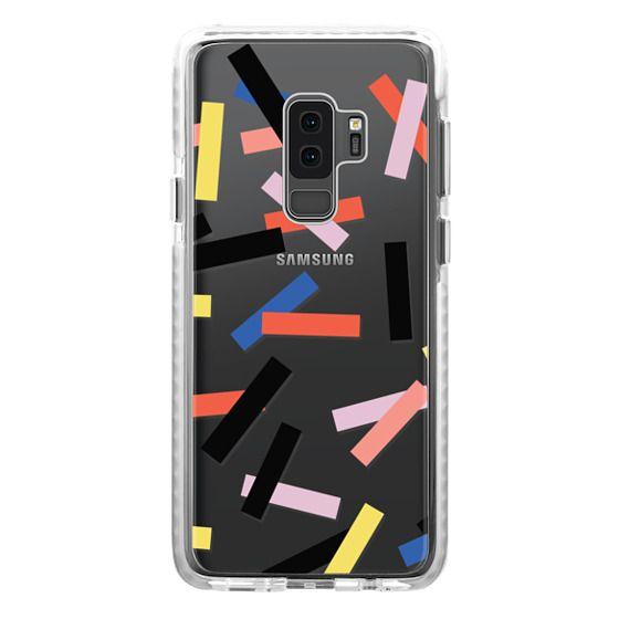 Samsung Galaxy S9 Plus Cases - Casetify Confetti