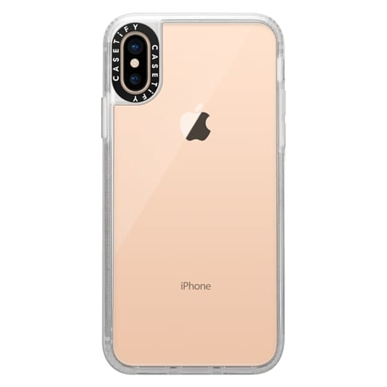 iPhone XS Cases - Clear iPhone Case