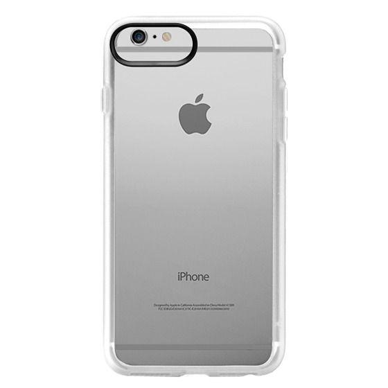 uk availability 11265 74543 Classic Grip iPhone 6 Plus Case - Clear iPhone Case