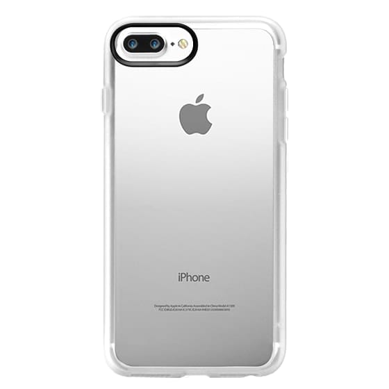 half off fcef0 32e23 Classic Grip iPhone 7 Plus Case - Clear iPhone Case