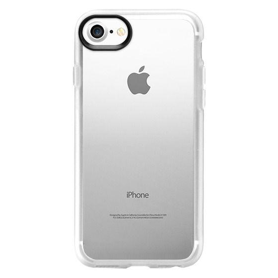 online retailer 2fca9 61a76 Classic Grip iPhone 7 Case - Clear iPhone Case