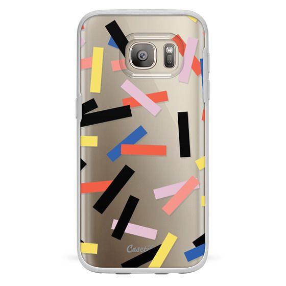 Samsung Galaxy S7 Cases - Casetify Confetti
