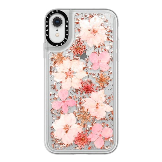 new products 5da26 21d48 Luxe Pressed Flower Phone iPhone XR Case - Luxe Pressed Flower Phone Case