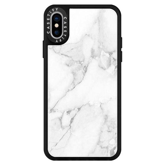 iPhone X Cases - Custom Marble Case