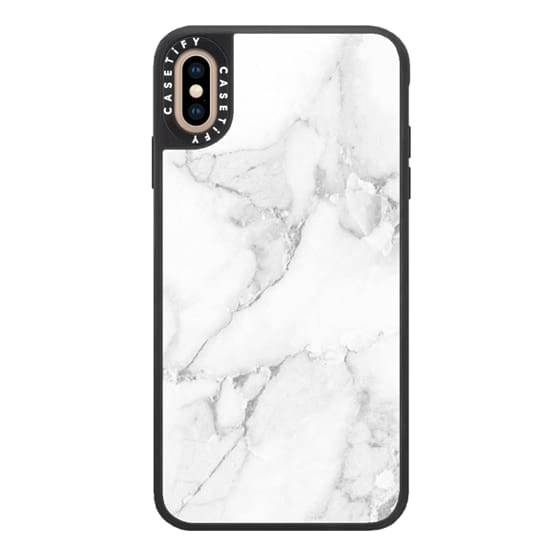 iPhone XS Max Cases - Custom Marble Case
