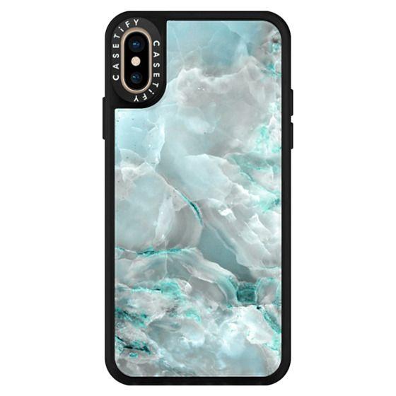 iPhone XS Cases - Custom Marble Case