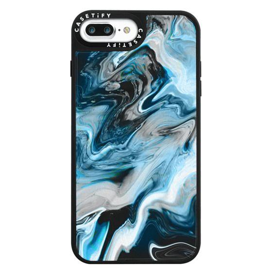 iPhone 7 Plus Cases - Custom Marble Case