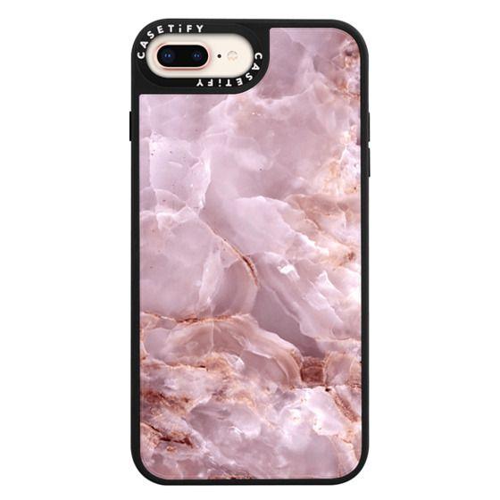 iPhone 8 Plus Cases - Custom Marble Case