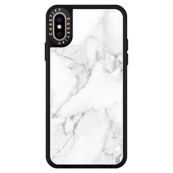 iPhone XS Cases - Custom Marble Case