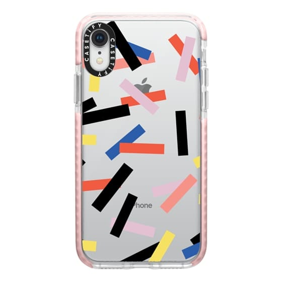 iPhone XR Cases - Casetify Confetti
