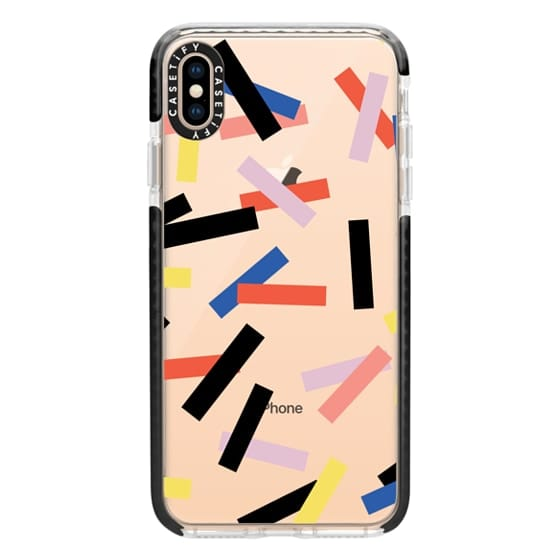 iPhone XS Max Cases - Casetify Confetti