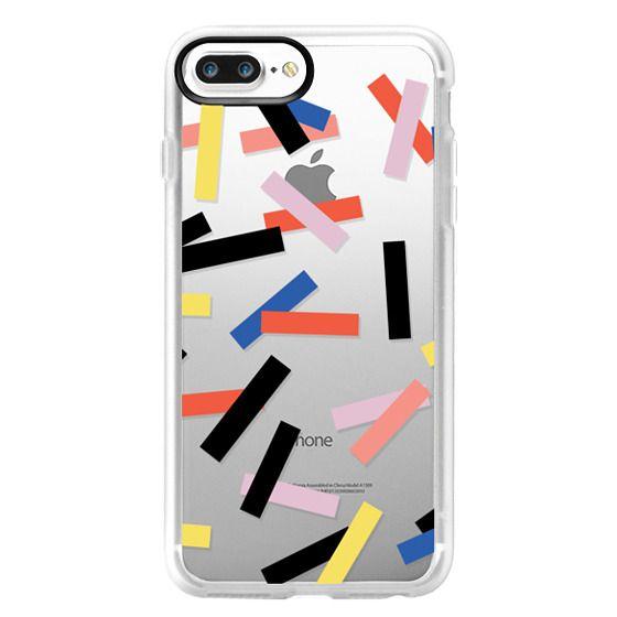 iPhone 7 Plus Cases - Casetify Confetti
