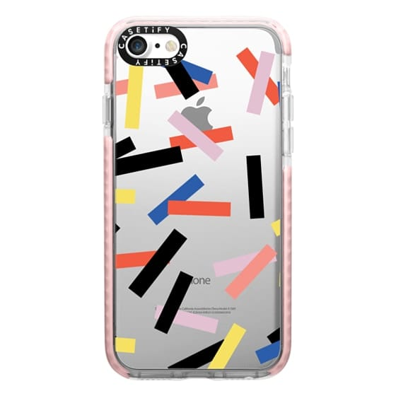 iPhone 7 Cases - Casetify Confetti