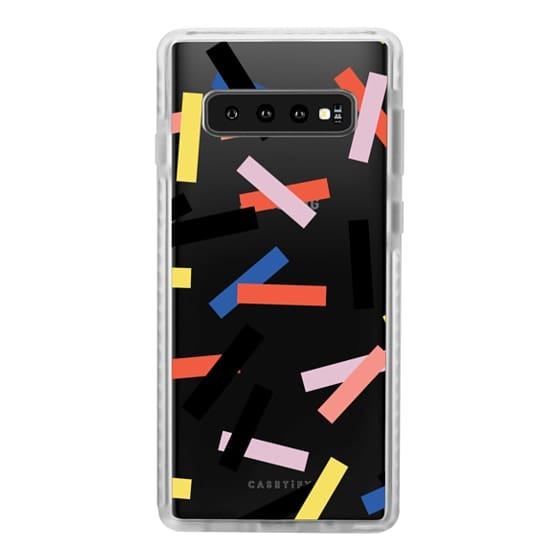Samsung Galaxy S10 Plus Cases - Casetify Confetti