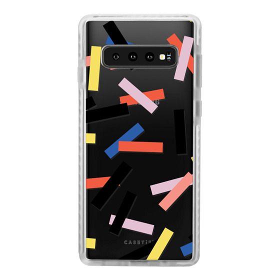 Samsung Galaxy S10 Cases - Casetify Confetti