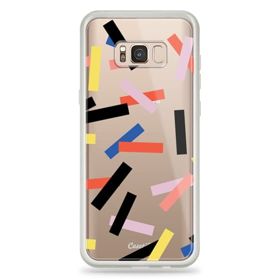 Samsung Galaxy S8 Plus Cases - Casetify Confetti