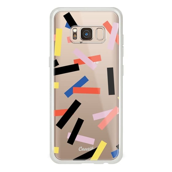 Samsung Galaxy S8 Cases - Casetify Confetti