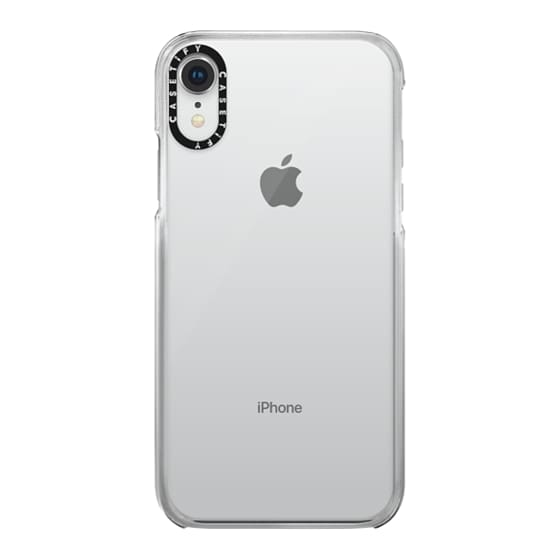 iPhone XR Cases - Clear iPhone Case