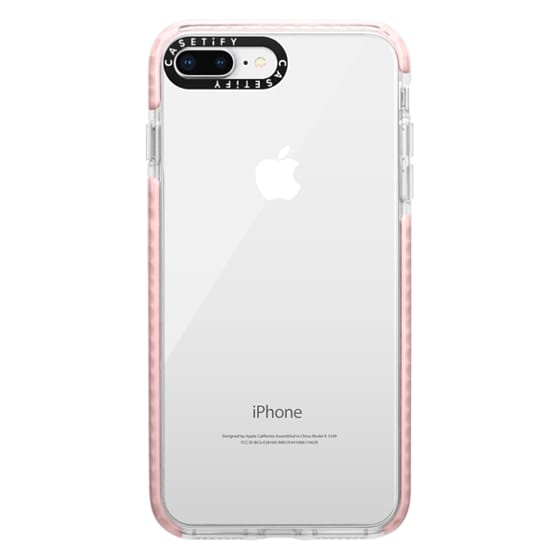 iPhone 8 Plus Cases - Clear iPhone Case