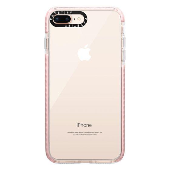 iPhone 8 Plus Cases - クリアiPhoneケース